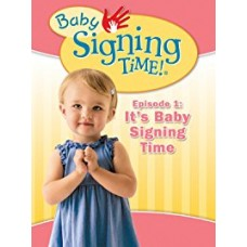 Baby Signing Time Episode 1: It's Baby Signing Time movie online
