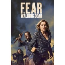 Fear the Walking Dead 4 Seasons