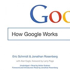 How Google Works book online