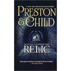 Relic (Pendergast, Book 1) Product details Mass Market Paperback: 480 pages Publisher: Tor Books (January 15, 1996) Language: English ISBN-10: 0812543262 ISBN-13: 978-0812543261 Product Dimensions: 4.2 x 1.2 x 6.8 inches