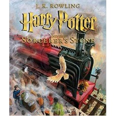 Harry Potter and the Sorcerer's Stone: The Illustrated Edition (Harry Potter, Book 1) book online