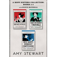A Kopp Sisters Collection: Books 1–3 (A Kopp Sisters Novel)