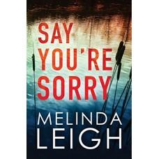 Say You're Sorry (Morgan Dane Book 1) book online