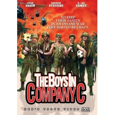 The Boys in Company C movie online