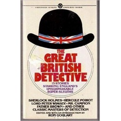 Best British Detectives Books