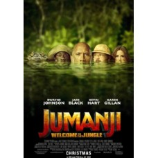 Jumanji: Welcome To The Jungle movie online