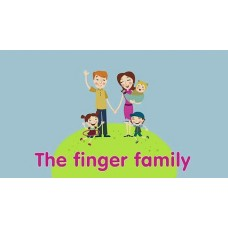 The Finger Family Song, Nursery Rhymes for Kids